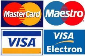 Akceptujeme platby kartou