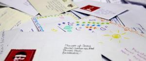 Dopisy pro své blízké
